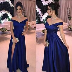 May 2020 - Navy Blue Long Prom Dress – Simplepromdress Royal Blue Prom Dresses, Bridesmaid Dresses, Wedding Dresses, Strapless Dress Formal, Formal Dresses, Dress For You, Cute Dresses, Ideias Fashion, Evening Dresses