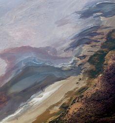 Lake Manyara aerial abstract | Flickr - Photo Sharing!
