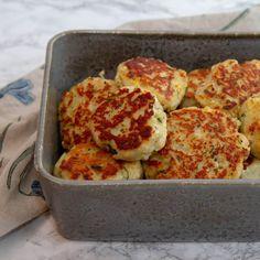 Pesto, Cauliflower, Nom Nom, Seafood, Healthy Living, Good Food, Food And Drink, Lunch, Fish