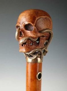 Gallery 2 - The Antique Cane Society Handmade Walking Sticks, Hand Carved Walking Sticks, Wooden Walking Canes, Walking Sticks And Canes, Wooden Walking Sticks, Wood Carving Art, Wood Art, Cool Canes, Custom Canes