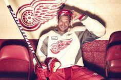 Nicklas Lidstrom hockey detroit red wings