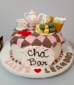 #Bolo #Cake #CháBar