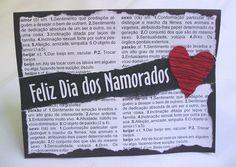 cartão Feliz Dia dos Namorados, via Flickr.