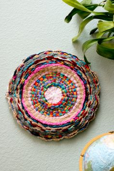 1000 Ideas About Hula Hoop Rug On Pinterest Old T