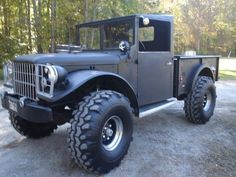 Explore Dick Tater's photos on Photobucket. Old Dodge Trucks, Dodge Pickup, Pickup Trucks, 6x6 Truck, Jeep Truck, Jeep 4x4, Dodge Power Wagon, Dodge Wagon, Cool Trucks