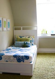 not so girly bedroom