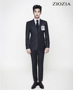 Kim Soo Hyun (김수현) for ZIOZIA (지오지아) 2012 F/W #17 #KimSooHyun #SooHyun #ZIOZIA