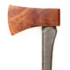 Michael James Moran of Moran Woodworked in Charleston, South Carolina has  been practicing his craft of woodworking for over a decade. His love of  local materials and fascination with wood grain make his homage to the hand  tool series incredibly impressive...and important.  Michael plays with the reversal of materials, utilizing iron for handles,  walnut wood for the heads. It's a wonderful study of functionality that  showcases the simple beauty of these tools which are deeply entrenched…