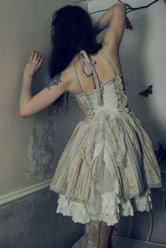 Etsy Transaction - Pastel lace fairy dress