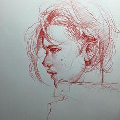 Sketching..