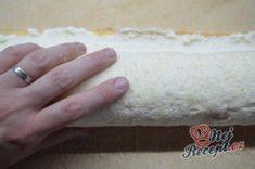 Křehká kokosová roláda s mascarpone krémem | NejRecept.cz Silver Rings, Mascarpone