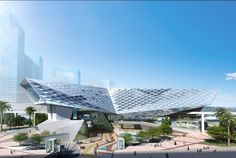 Museum of the Built Environment / FXFOWLE Architects #curtainwallchallenge