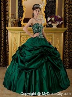 Create Your Own Multi Colored Ball Gown Pretty Quinceanera Dresses