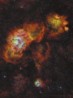 "stargateatlspace: ""Sagittarius Sunflowers """