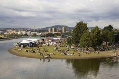 Øyafestivalen 2006, Oslo var innmari bra, min første ordentlige store festival - hørte blant annet Dum dum boys, Bech, Marit Larsen med mange flere.     Bilde lånt av olebakk, via Flickr