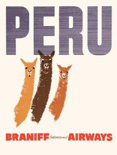 Peru, Braniff