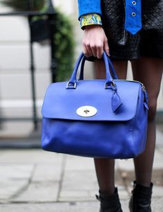 Love this bright #Mulberry bag, сумки модные брендовые, bags lovers, http://bags-lovers.livejournal