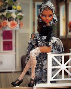 #monsterhigh #dollstagram #dolls #монстрхай #ooak #хобби #рисую #ооак #куклы #monsterhighrepaint #monsterhighcollection