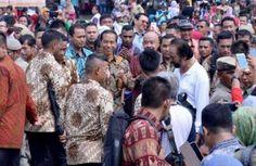 Presiden Jokowi Bertemu Ketua Umum Partai Nasdem