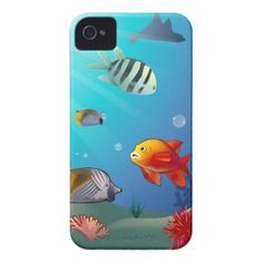 50% OFF on ALL Cases Today Only! *** iPad *** iPhone *** Android *** USE CODE: CASEDEAL4DEC   Valid until Dec. 6, 2014 at 11:59 pm PST   Underwater scene iPhone 4 cover
