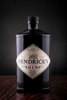 "AP ""Hendrick's Gin (by Endemoniada)"" I must admit this is my present fave Barista, Spirit Photography, Food Photography, Gin Brands, Best Gin, Cocktails, Scotch Whiskey, Bar Drinks, Beverage"