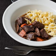 Gail Hobbs-Page, who also consults on the raising of the grass-fed livestock at Dave Matthews's Best of What's Around farm, developed this beef stew r...