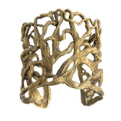 Alkemie makes some of the most beautiful jewelry, I've ever seen. This cuff in particular (the tree of life is the symbol of midwifery).