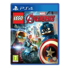 #BonPlan #JeuxVideo #Gaming #Cdiscount ❤ #LEGO #Marvel 's #Avengers - Jeu sur #PS4 - Jeu d'action LEGO Marvel's Avengers sur PS4. Avengers, rassemblement ! Jouez au tout premier jeu vidéo sur #console dont les personnages et le scénario sont tirés du film