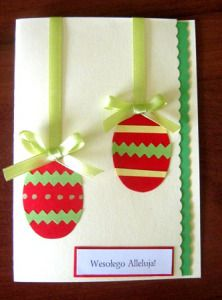 Cute Cards, Easter Crafts, Diy And Crafts, Projects To Try, Scrapbooking, Jar, Christmas Ornaments, Holiday Decor, Handmade
