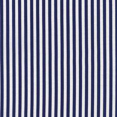 Timeless Treasures House Designer - Seaside - Seaside Stripe in Sapphire