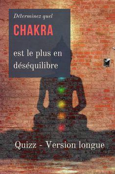 Quel Chakra est en déséquilibre chez vous ? Faîtes le test en répondant spontanément à 77 questions. Plexus Solaire, Les Chakras, Qigong, Alternative Health, Tai Chi, Plexus Products, Reiki, Ayurveda, Mystic