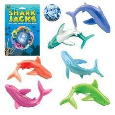 Shark Jacks at theBIGzoo.com, a family-owned store. Check our sales & FREE Shipping.