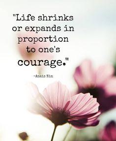 #wordsofwisdom #courage
