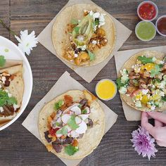 Taco Tuesday! Do you know they have secret menu? 5 winners x Free taco Giveaway Alert! 1 Refer a new friend to follow @hangrydiary Winners will be announced here on Wednesday! Good LUCK !   #hangrydiarysavory @chicastacos 728 S Olive St Los Angeles CA 90014  Steak Fish Pork Chicken Tacos 4.5   Follow us on Snapchat: hangrydiary Tag your friends
