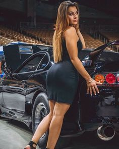 Top Ten Beautiful and Famous Plus Size Models - Plus Size Fashion Trends Sexy Cars, Hot Cars, Toyota Supra, Sexy Autos, Love Car, Modified Cars, Car Girls, Jdm, Race Cars
