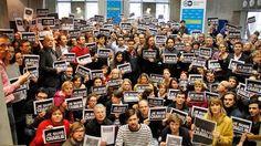 Todos somos Charlie, la redacción de DW Deutsche Welle en Berlín, se solidariza con las víctimas de la masacre en la revista Charlie Hebdo