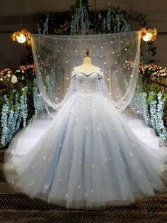 2017 New Arrival Vintage Arabic Wedding Dresses Blue Cape Ball Luxury Beadings Off the Shoulder Court Train Bridal Gowns Custom Made 2018 from faisata, $750.64 | DHgate Mobile