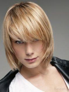 short hair for women