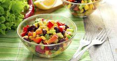 Salade mexicaine facile