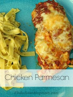 You have to try my easy chicken parmesan recipe. Really easy to make and so delicious. Italian comfort food