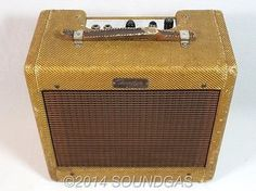 One of the great recording amps of all time: it sounds fantastic and has tone for days: a great 'crunch' amp, and its in great condition. Fender Vintage, Vintage Guitars, Fender Guitar Amps, Valve Amplifier, Bass Amps, Studio Gear, Birth Year, Vacuum Tube, Rigs