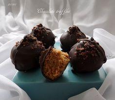 Шоколадные конфеты рецепт с фото