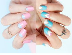 Nailed It, Nails, Beauty, Finger Nails, Ongles, Nail, Beauty Illustration, It Works, Manicures