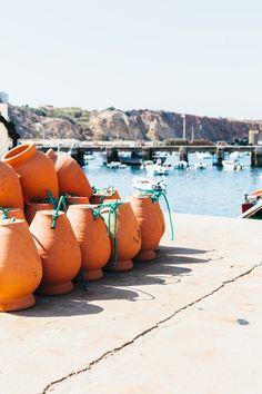 The Fishing Port   Sagres, Portugal