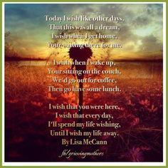 Oh how i miss you my angel Del this was what we did together and loved every minute my amazing  sweet husband.    You had a heart of GOLD