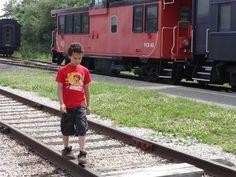 Train Ride Summer Memories, Train Rides, Grandchildren