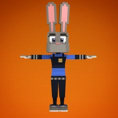 I smell a new project! ;) Tags: #minecraft #minecrafters #minecraftonly #mc #mconly #igers #instagood #instamood #instadaily #tagsforlikes #art #lego #drawing #render #blender #minecraftrender #minecraftblender #zootopia by zamination