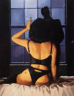 Jack Vettriano's brilliant best