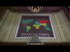 The FT targets US growth with interactive 3D infographics at New York's Grand Central Station