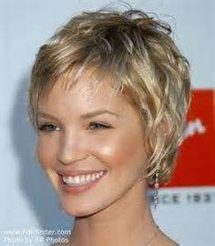 Short Hair Styles For Women Over 50 Gray